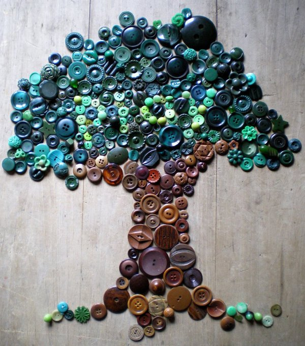 Lil Fish Studios - Button Tree