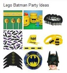 batman party pinterest