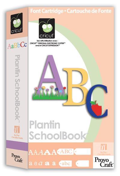 Plantin Schoolbook Cover