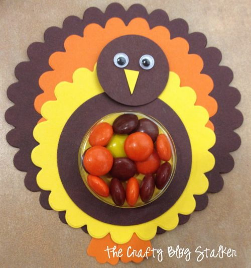 Turkey treats - The Crafty Blog Stalker