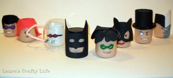 lego batman jars