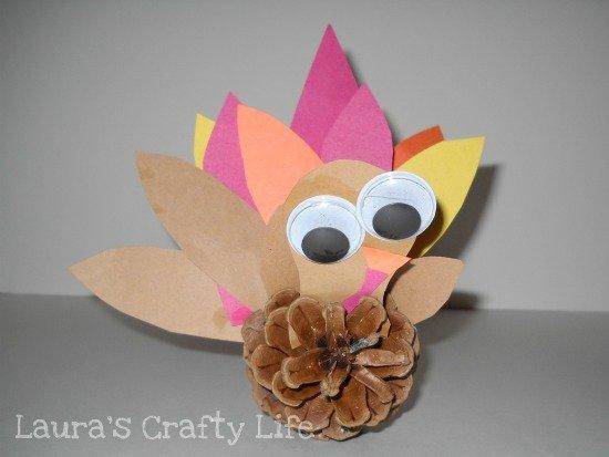 pine cone turkey 2