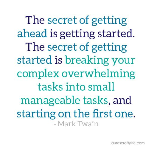 Secret of Getting Ahead
