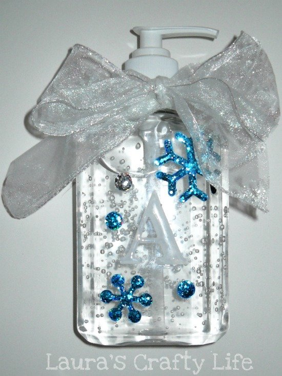 hand sanitizer teacher gift 2