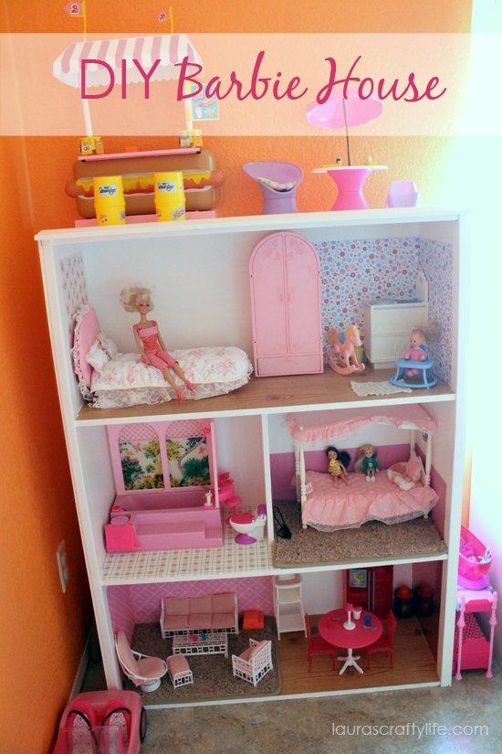 diy barbie furniture. DIY Barbie House Diy Furniture