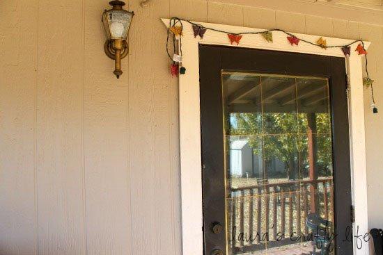 Day 30: Clean Exterior Doors and Light Fixtures