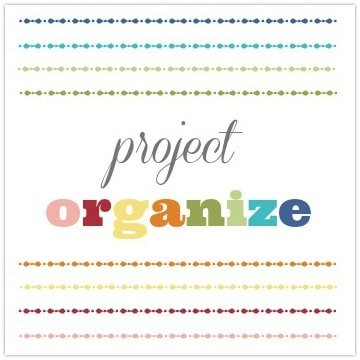 Project Organize: Where to Start