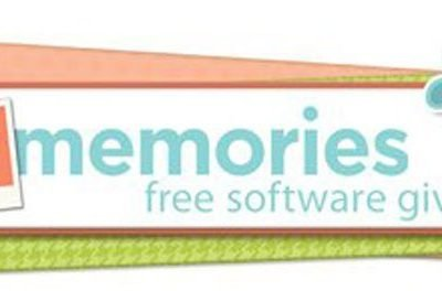 My Memories software giveaway