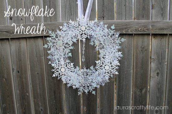 Snowflake Wreath