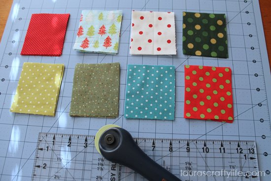 fabric pocket pieces