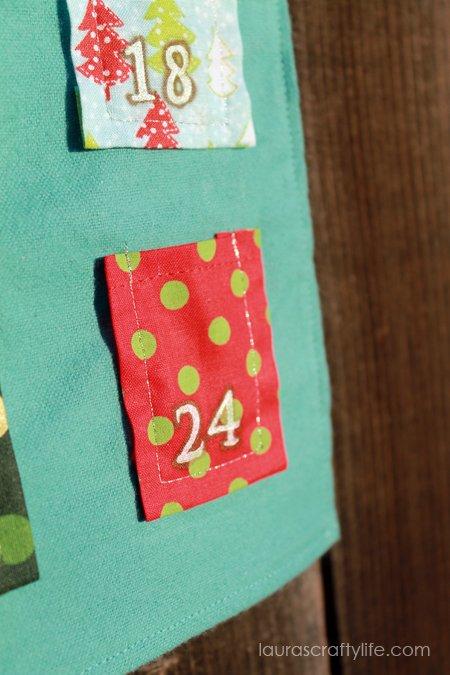 number 24 pocket