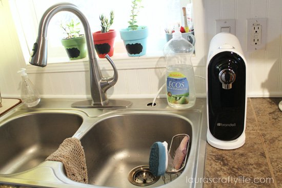 Brondell Cypress water filtration system