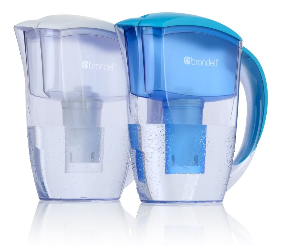 Brondell water pitcher filtration system