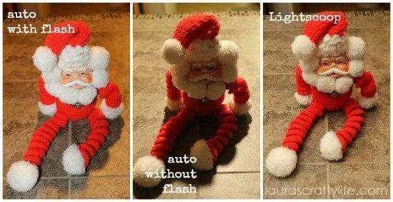 Lightscoop Deluxe comparison