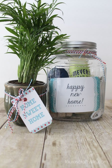 New Home Housewarming Gift In A Jar By Laura S Crafty Life