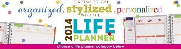 2014 Erin Condren Life Planners