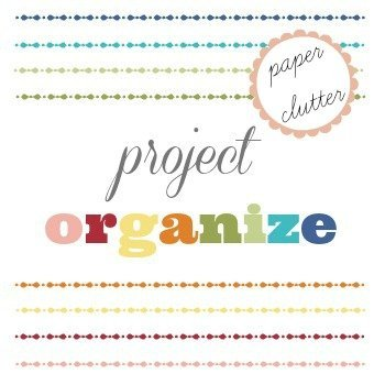 Project Organize Paper Clutter by Lauras Crafty Life