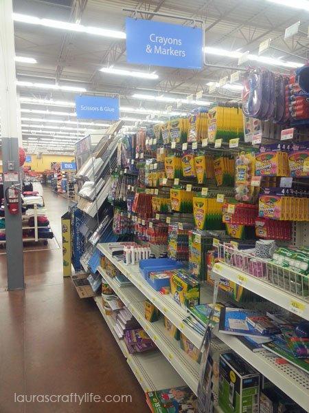 Crayola @Walmart