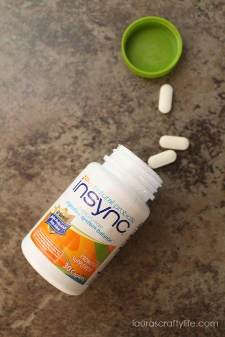 insync probiotic #NaturalProbiotic #shop
