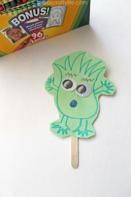puppet monster