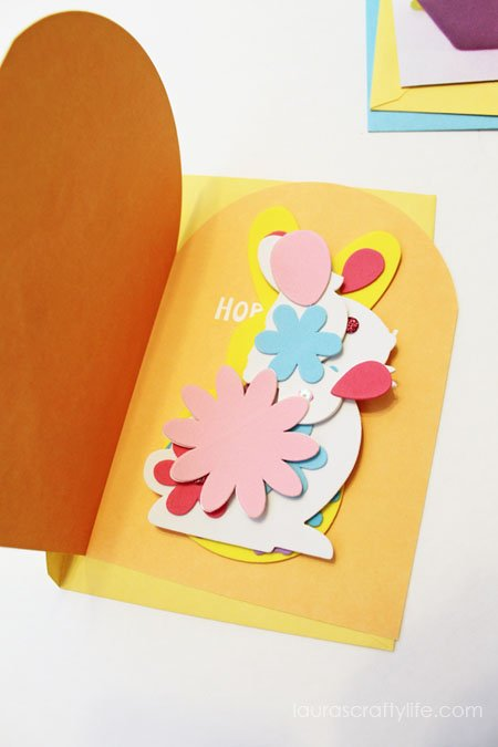 #EasterValue card with Easter Crafts for Kids #shop