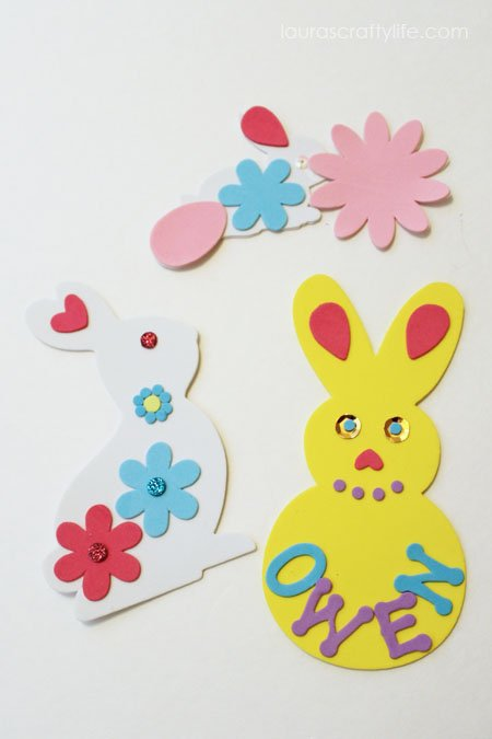 O's Easter crafts