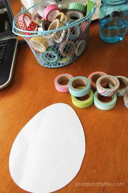 choose washi tapes
