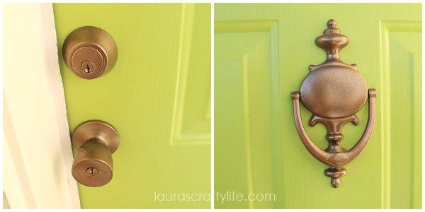 door hardware after