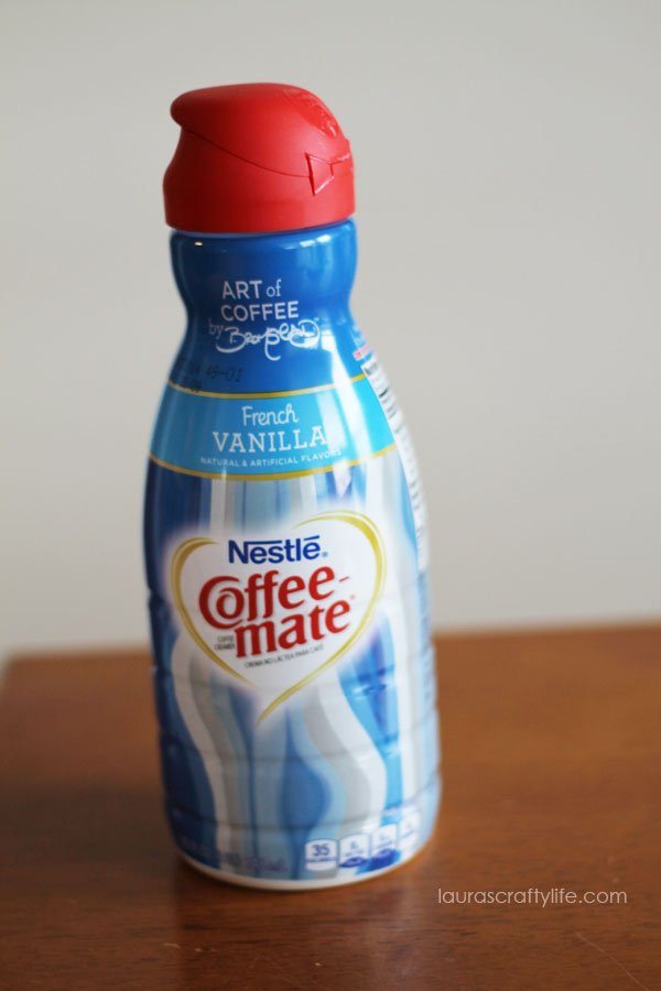 David Bromstad Vanilla Coffee-mate at Target