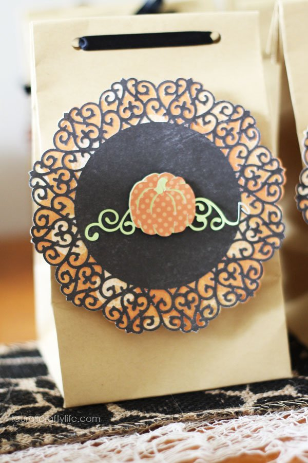 Halloween Soiree Treat Bags