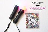 Just Dance 2015 - Laura's Crafty Life #JustDance 2015 #cgc
