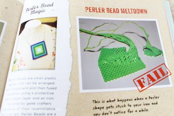 Perler Bead Meltdown - CraftFail