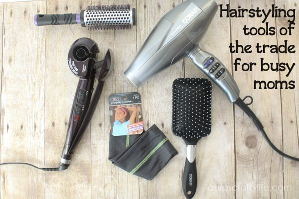 Tools of the trade for busy moms
