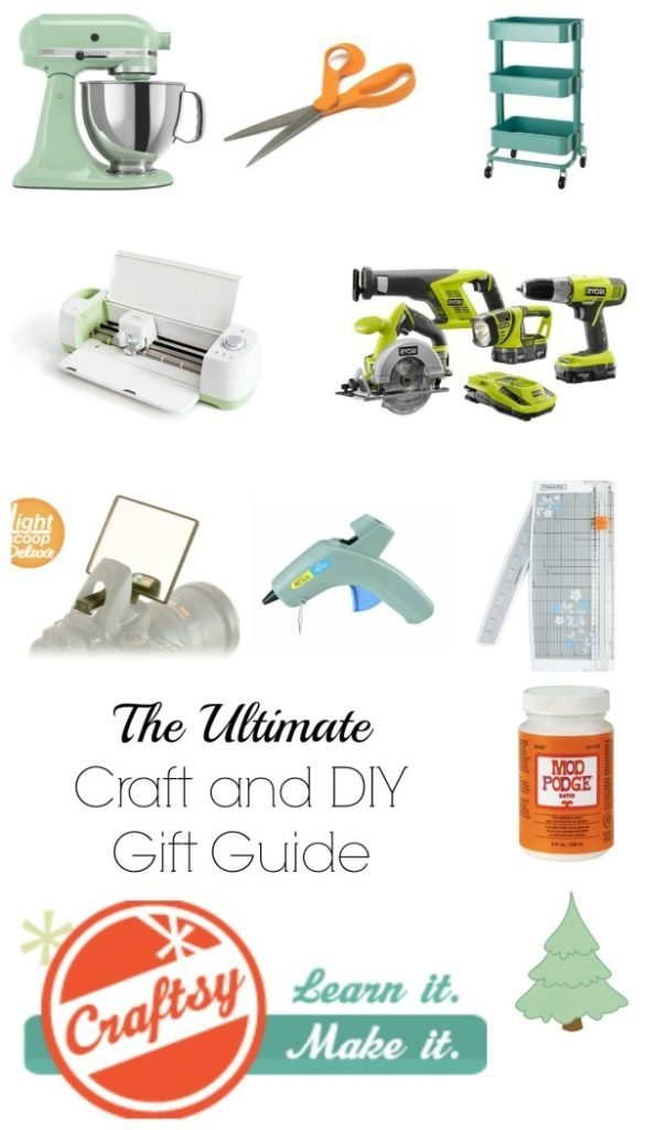 Ultimate Craft and DIY Gift Guide