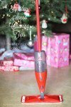 Holiday Speed Cleaning Checklist - Laura's Crafty Life #CleanForTheHolidays #ad