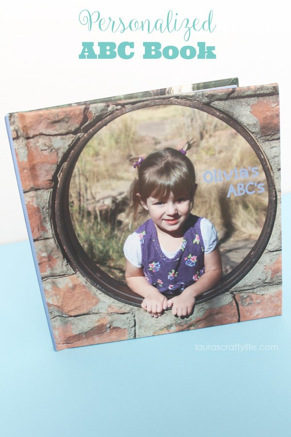 Personalized ABC Book - Laura's Crafty Life