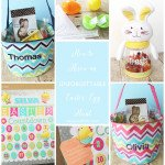 How to throw an unforgettable Easter egg hunt collage