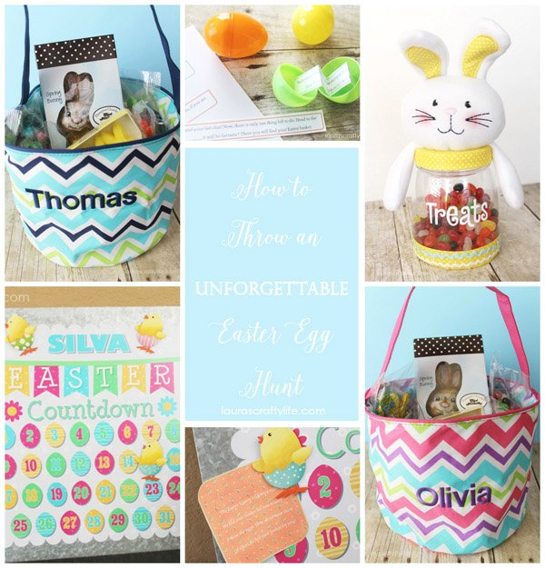 How to Throw an Unforgettable Easter Egg Hunt