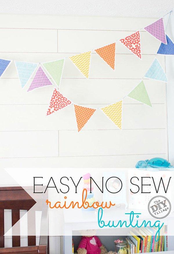 No-Sew-Rainbow-Bunting-Tutorial-1a