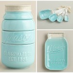 Mason Jar Ceramic Kitchen Tools - World Market