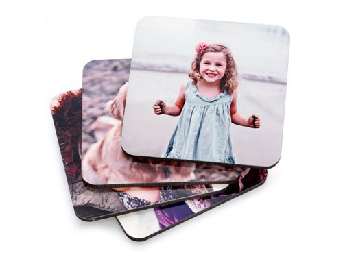 Personalized Coasters - Shutterfly