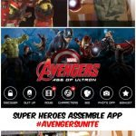 Super Heroes Assemble App #AvengersUnite #CollectiveBias