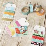 Washi Tape Gift Card Holders