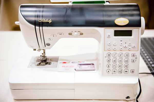 Babylock Melody sewing machine