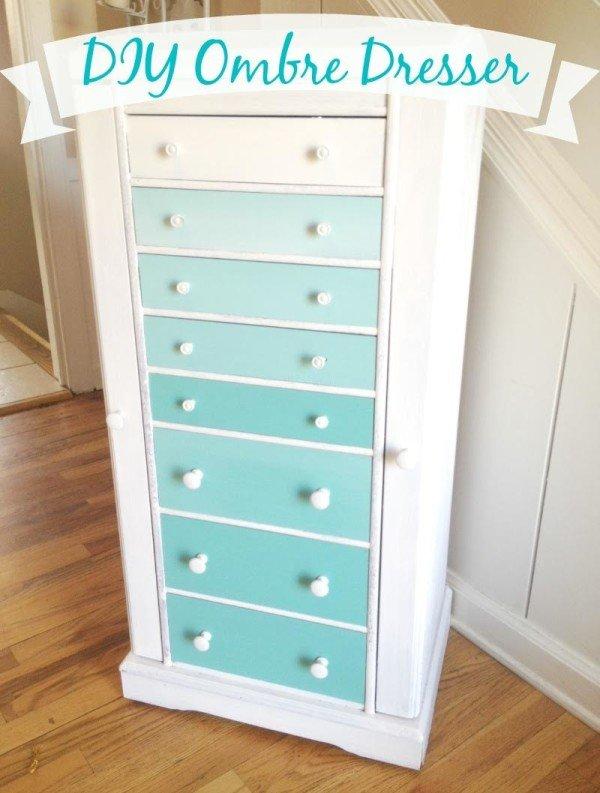 DIY-Ombre-Dresser