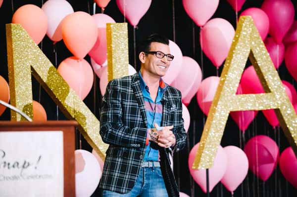David Tutera at Snap Conference 2015