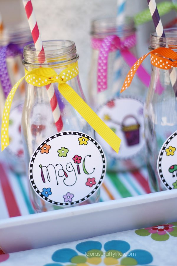 Magic Fairy Party printable - Shop Laura Kelly
