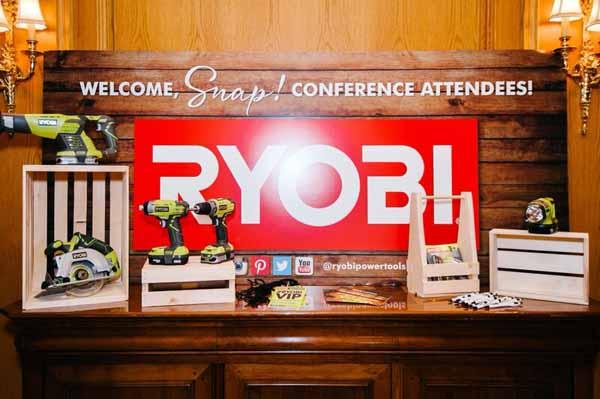Ryobi at Snap Conference 2015
