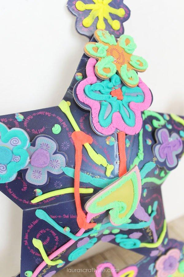 Decorated DohVinci Door Decor Kit