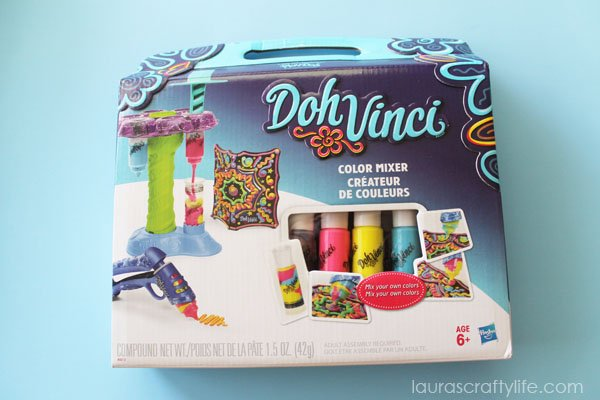 DohVinci Color Mixer - Laura's Crafty Life